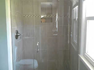 Custom Shower Enclosure Chenango Bridge NY
