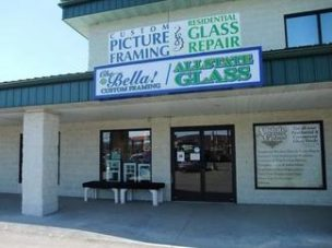 All State GLass Storefront
