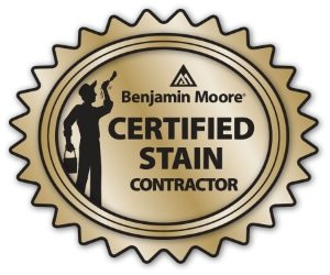 Certified Stain Contractor